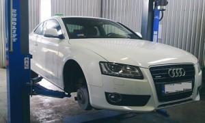 Jakie tarcze i klocki do Audi A5